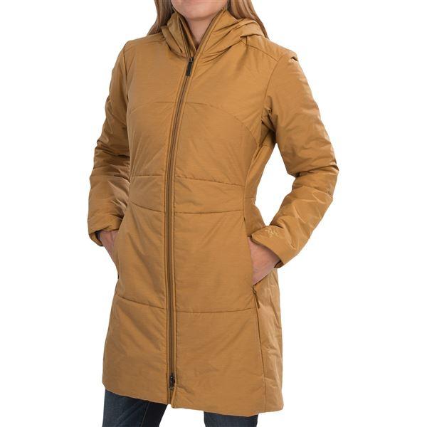 Arc'teryx Darrah Coat - Insulated (For Women) in Caper - Closeouts