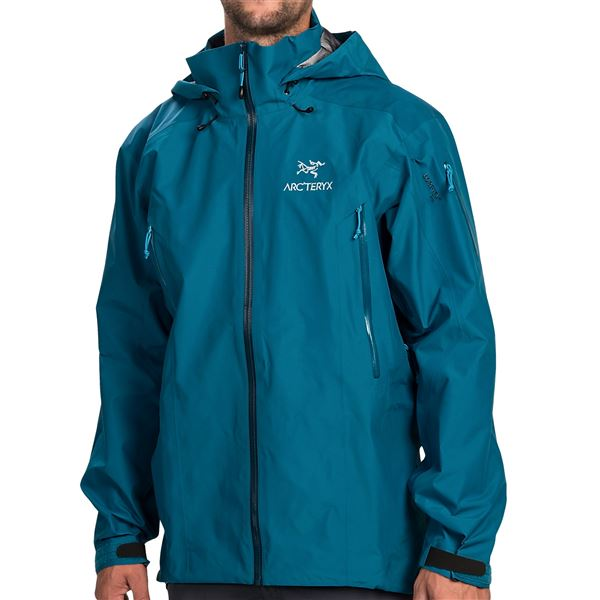 Arc'teryx Theta AR Gore-Tex® Jacket - Waterproof (For Men) in Cardinal - Closeouts
