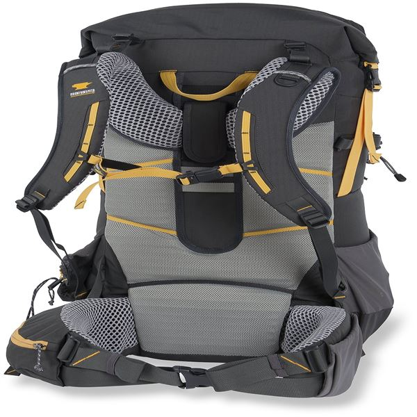 Mountainsmith Lariat 65L Backpack - Internal Frame in Barley - Closeouts f15796ef1ce6d