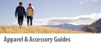 Apparel & Accessory Guides