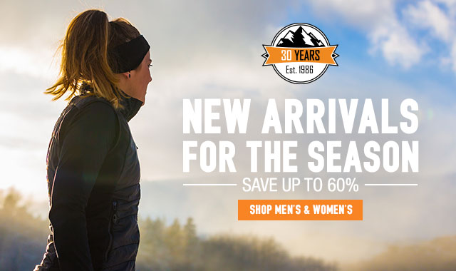 Fit Never Quits - Save Up to 65% on Fall Activewear