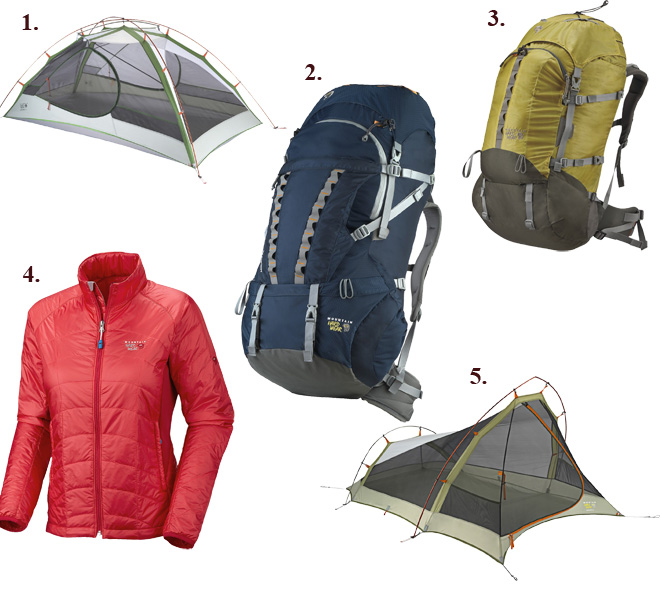 Mountain Hardwear Giveaway