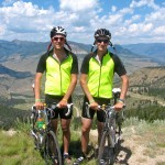 Brothers Chris and Kevin Toly have ridden the Tour de Wyoming with their dad every year since 2010.