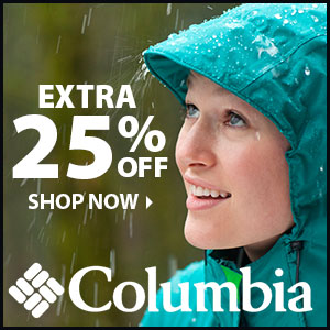 Save on Columbia Sportswear