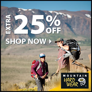 Save on Mountain Hardwear