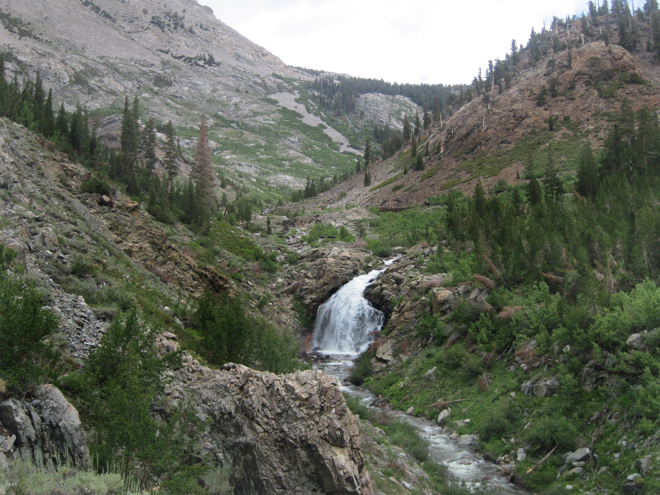 JMT Waterfalls