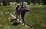 JMT Backpacking