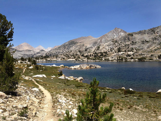 Day 4-6 on the John Muir Trail