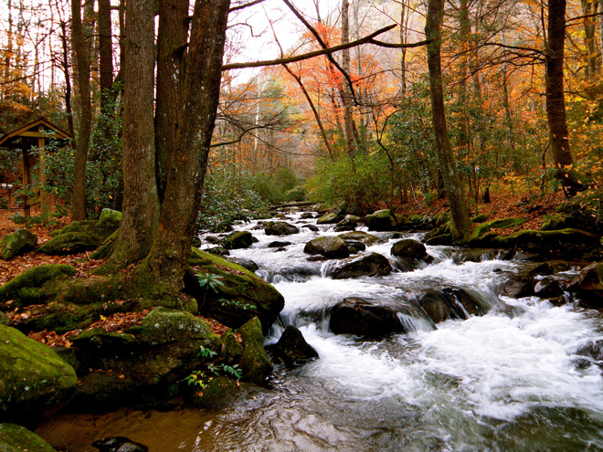 Best State Parks for Fall