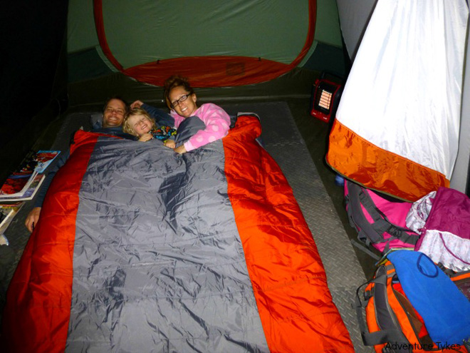 Family Sleeping Bag