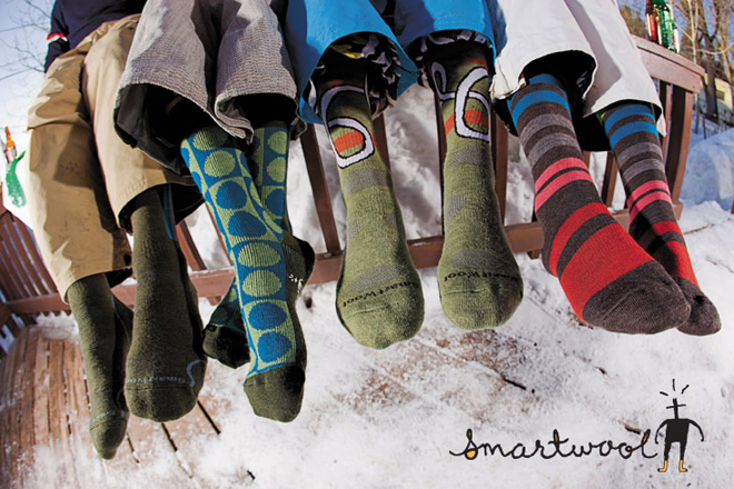 SmartWool- Barand Made in the USA