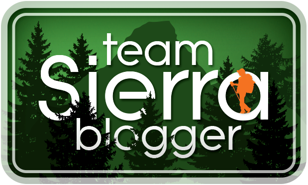 TeamSierra Outdoor Blogger