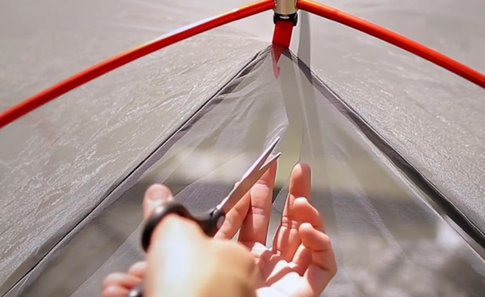 tent repair & How to Repair a Ripped Tent | Sierra Blog