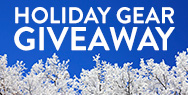 Holiday Gear Giveaway