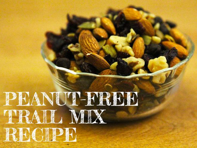 Peanut Free Recipe