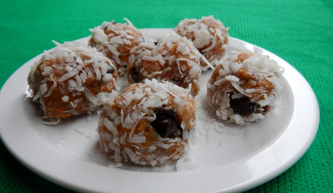 Peanut Butter Power Balls