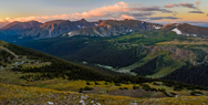 Rocky Mountain National Park by Andrew Russell