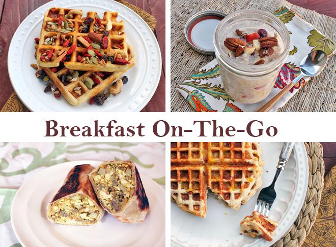breakfast-on-the-go recipe