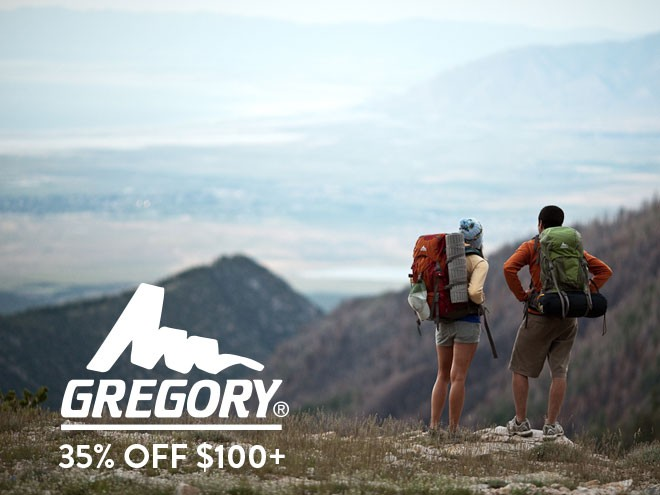 Gregory Backpack Discount
