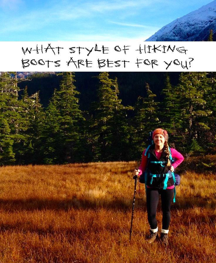Hiking Poots Pinterest