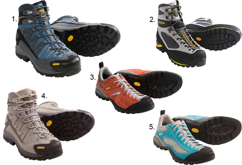 cc05826f190 Asolo Hiking Boot Gear Giveaway | Sierra Blog