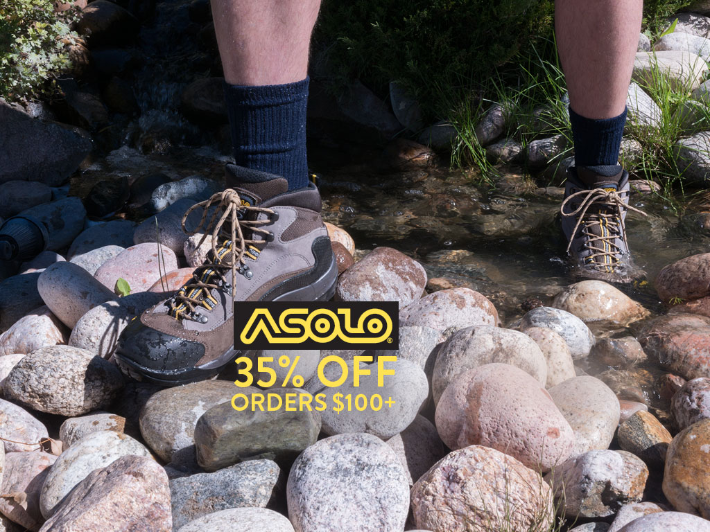 save on hiking boots