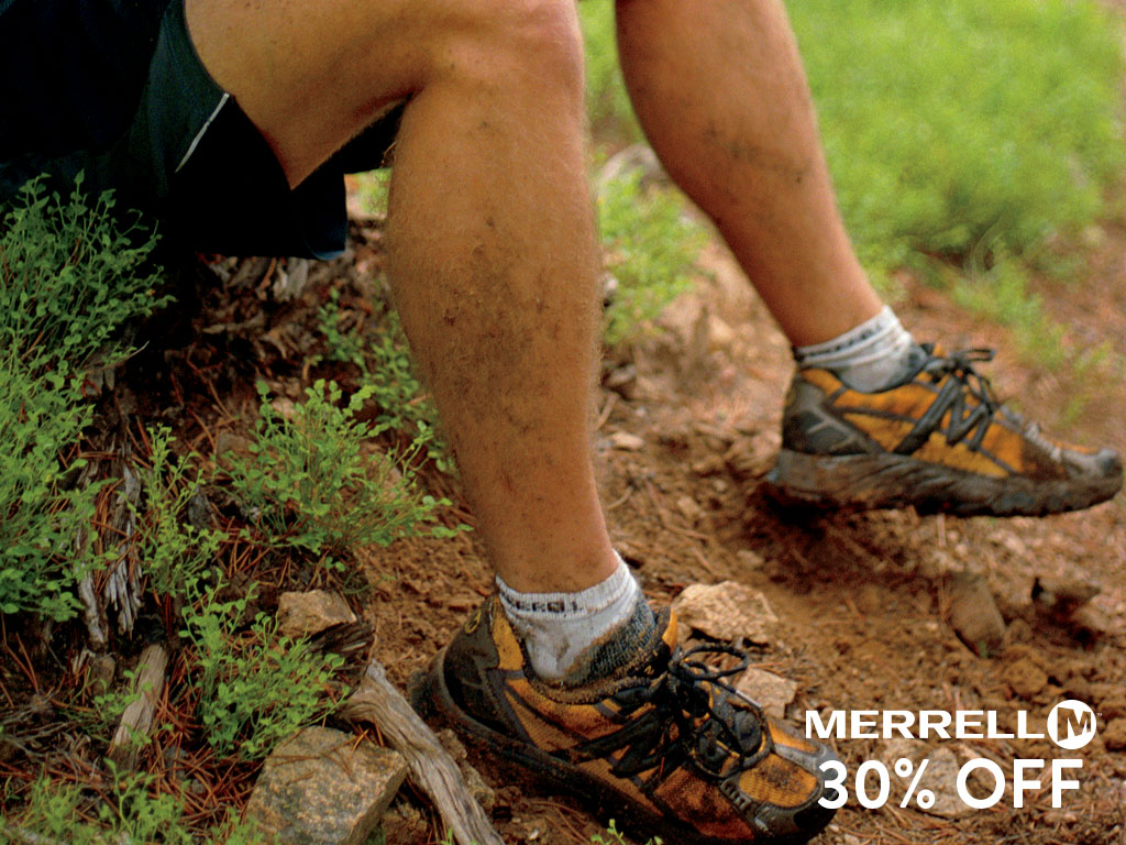 Merrell Shoes Coupon