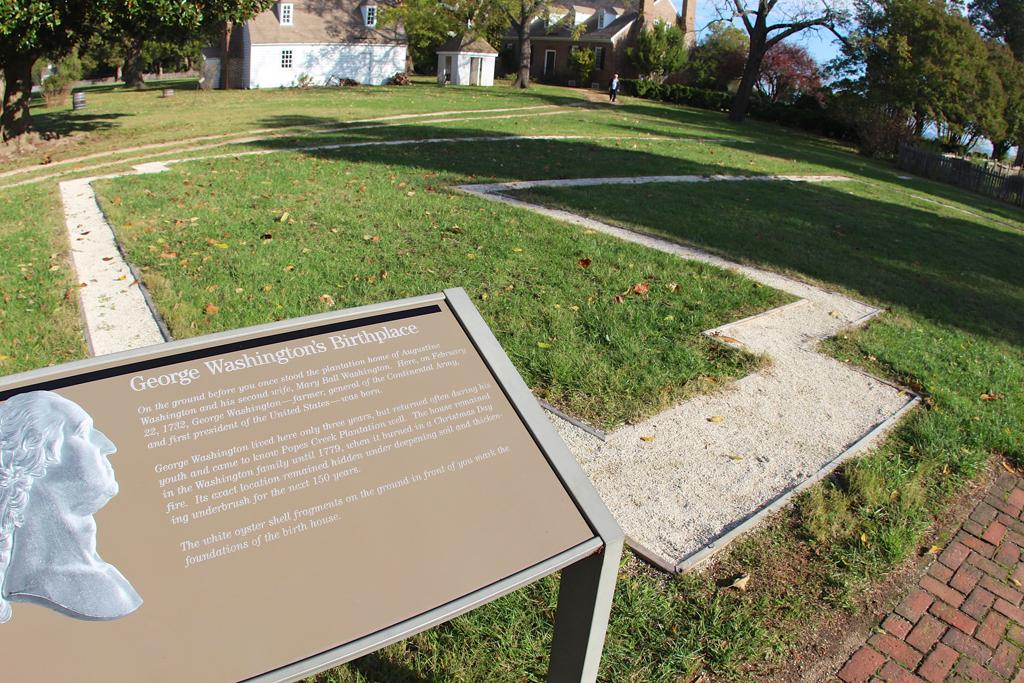 George Washington Birthplace