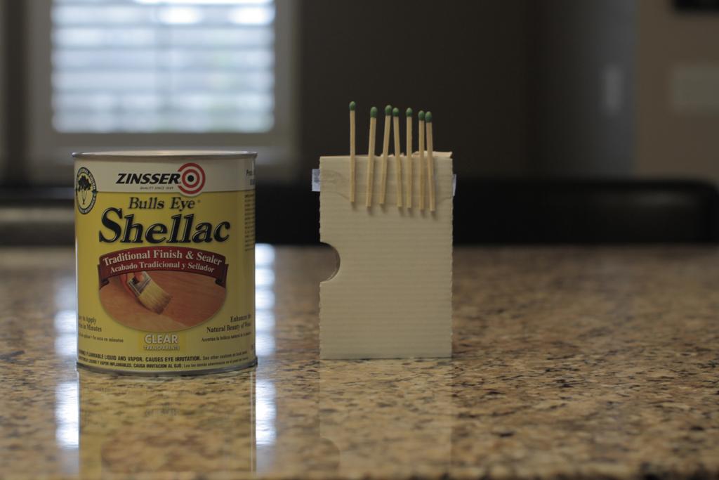 DIY Fireproof Match