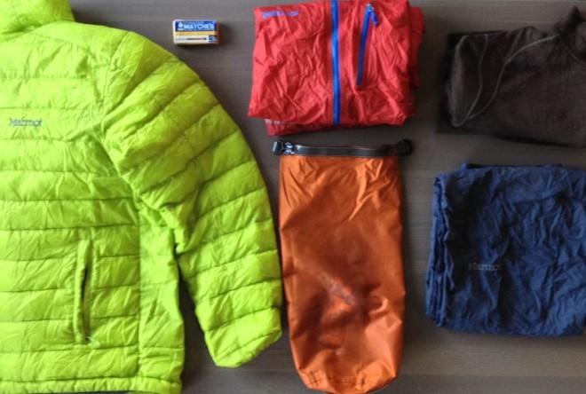 Dry Bag Pillow