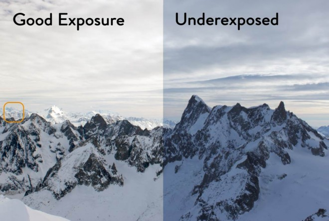Exposure Example