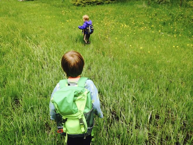 Keep kids safe on trails