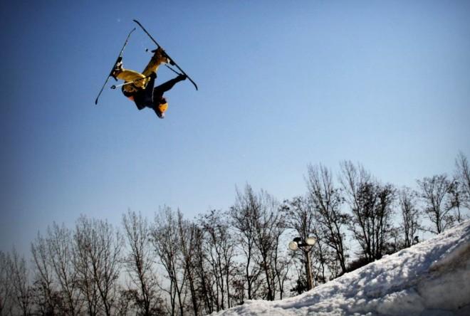How well I think I'll ski this winter ||Photo courtesy of Nicki Varkevisser