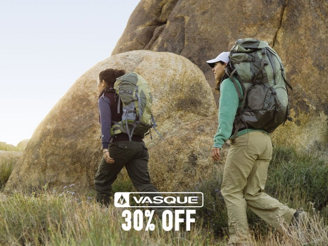 Vasque Hiking Boots Coupon