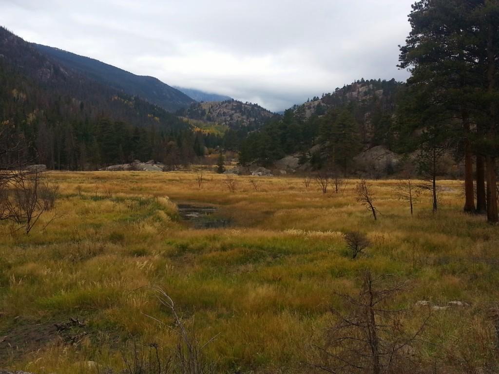 Rocky Mountain National Park Cub Lake