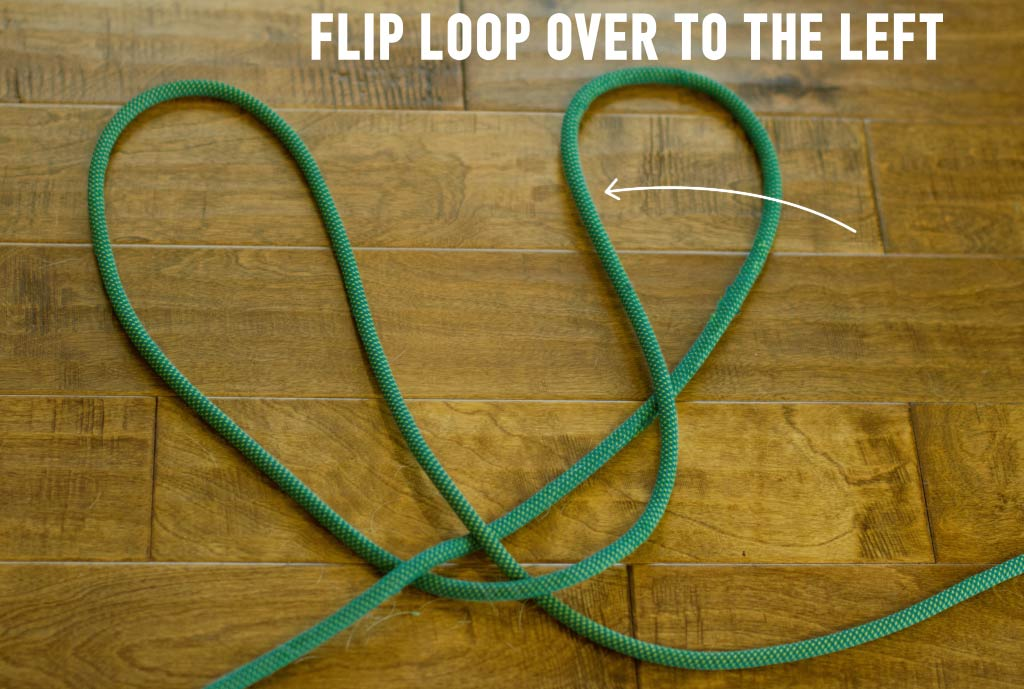 how to make a rope rug from climbing rope