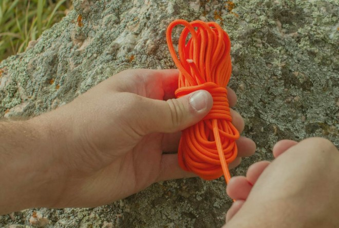 Tangle-Free Paracord