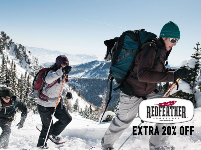 Sierra Trading Post coupon Redfeather
