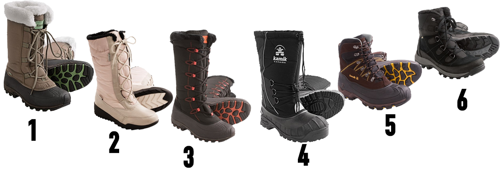 Kamik winter boots Sierra Trading Post