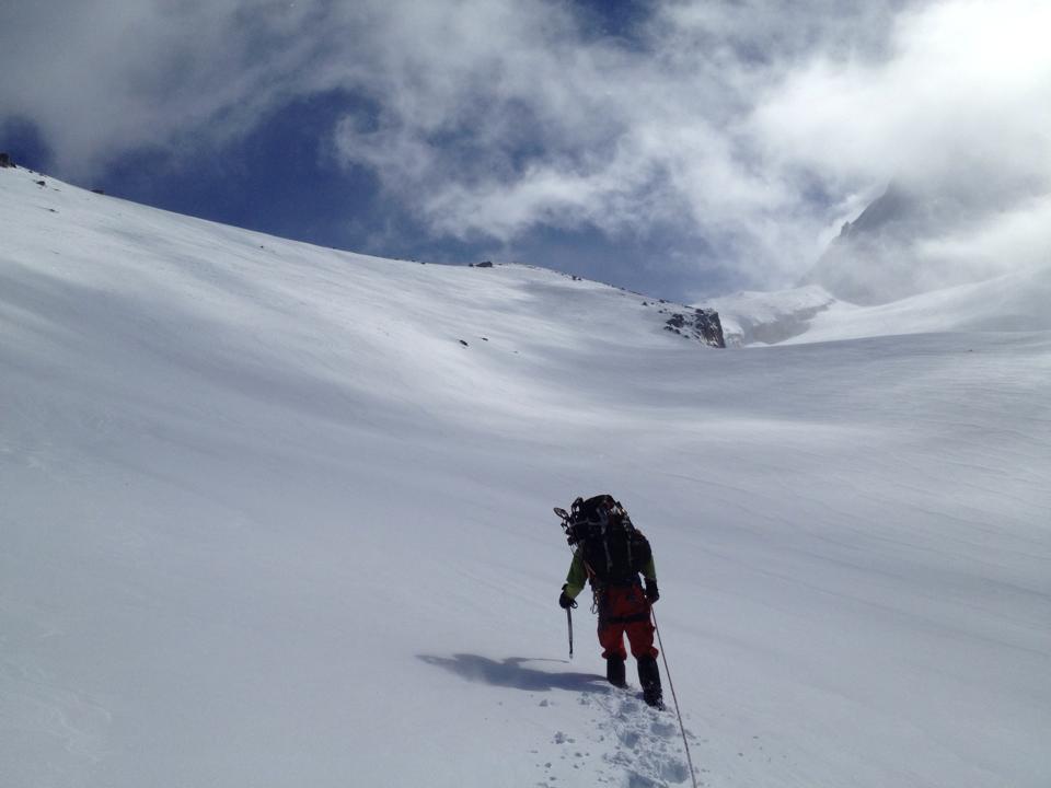 Winter Mountaineering Michael Restivo