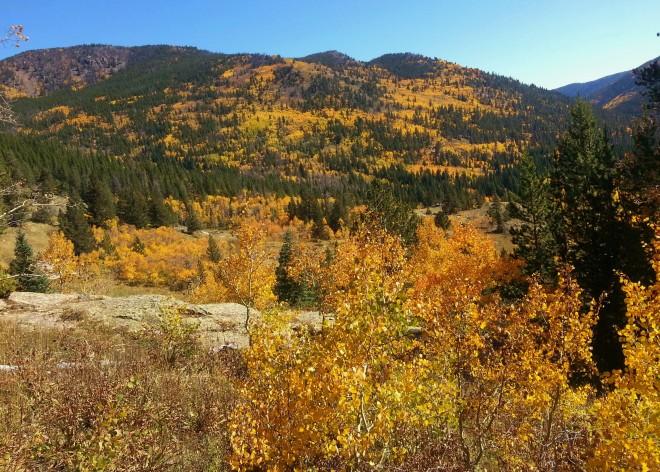 Colorado Fall Hikes