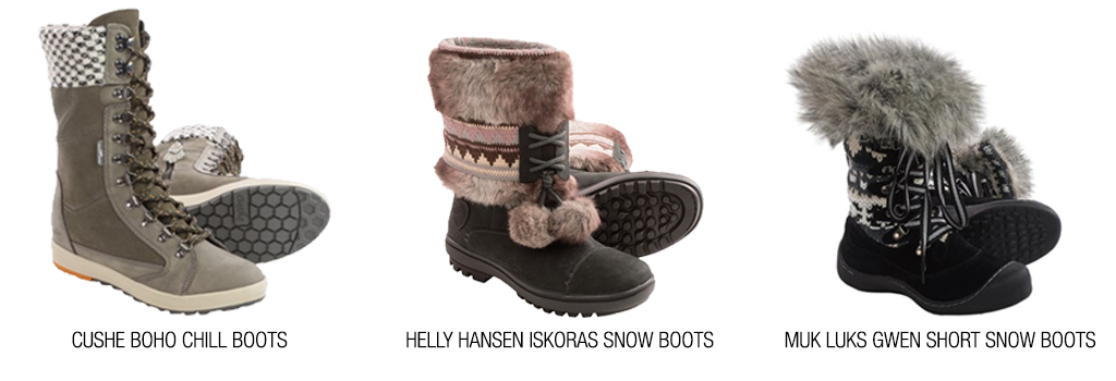 Winter Boots 1
