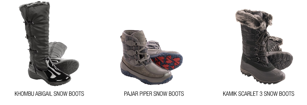Women's winter boots Sierra Trading Post