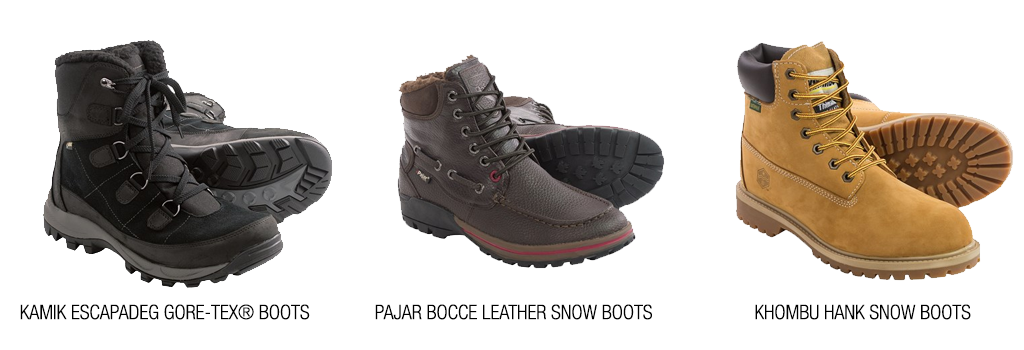 Men's winter boots Sierra Trading Post