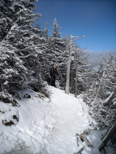 Winter Hikes Vermont
