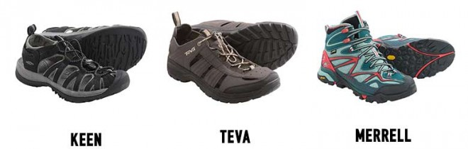 Sierra Trading Post Hiking Sandals