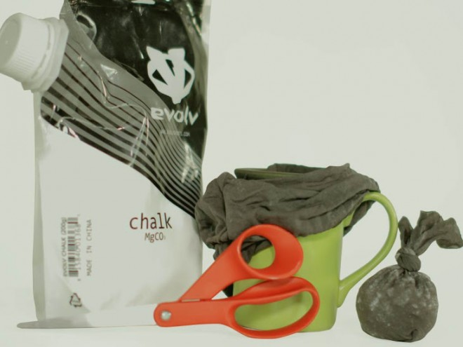 DIY Chalk Ball