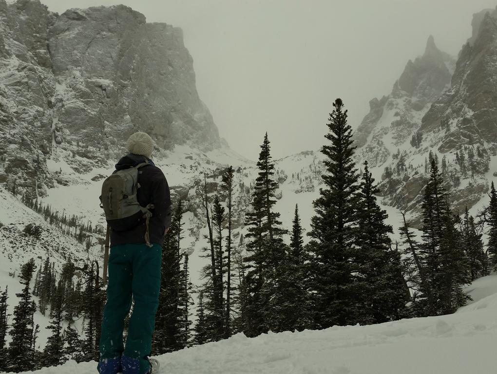 Colorado Snowshoe Trails