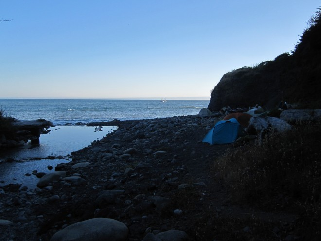 Backpacking the Lost Coast_1