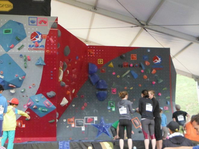 Bouldering Competition
